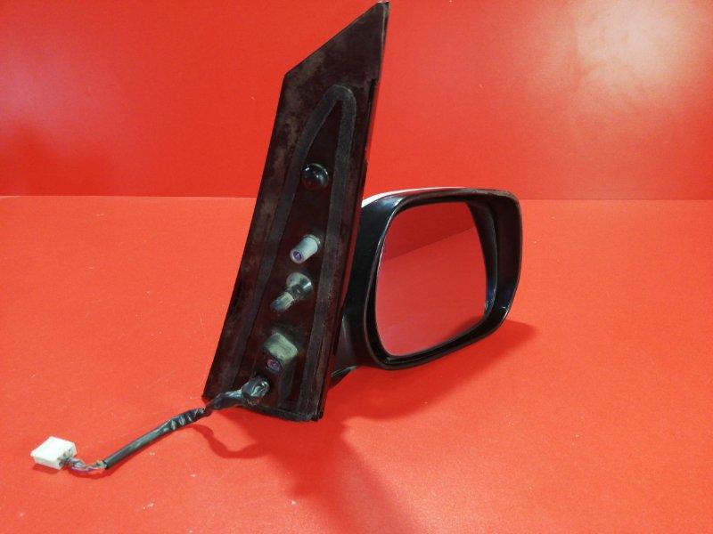 Зеркало Toyota Ipsum ACM21 2AZ-FE 2001 переднее правое (б/у)