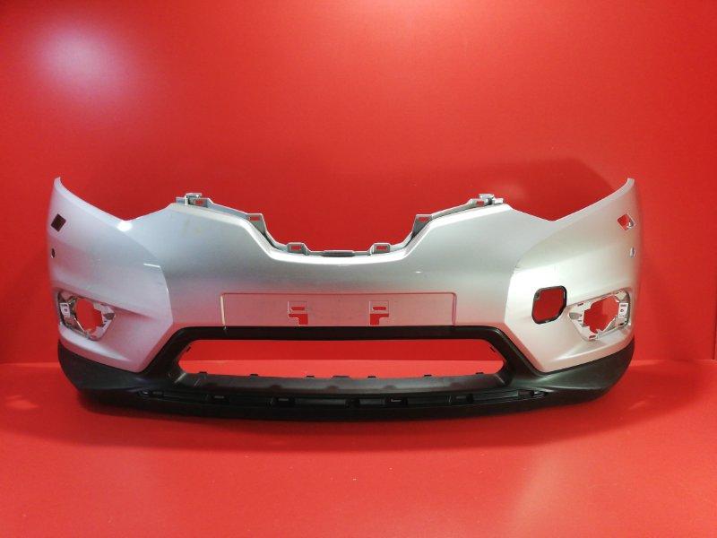 Бампер Nissan X-Trail T32RR QR25DE 2013 передний (б/у)
