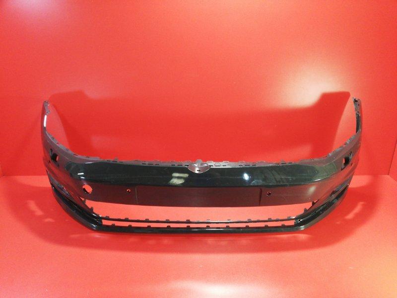 Бампер Volkswagen Golf 5G1 CHHA 2012 передний (б/у)