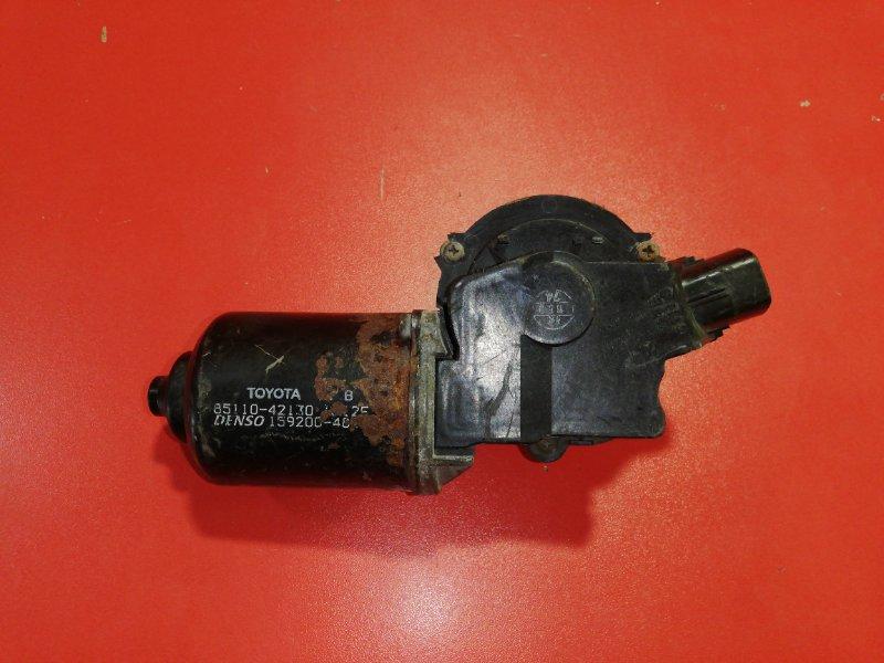 Мотор стеклоочистителя Toyota Rav4 CLA21 1CD-FTV 2000 (б/у)
