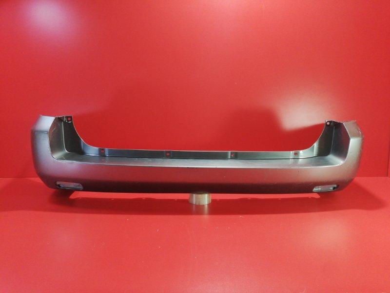 Бампер Honda Hr-V GH1 D16A 1998 задний (б/у)