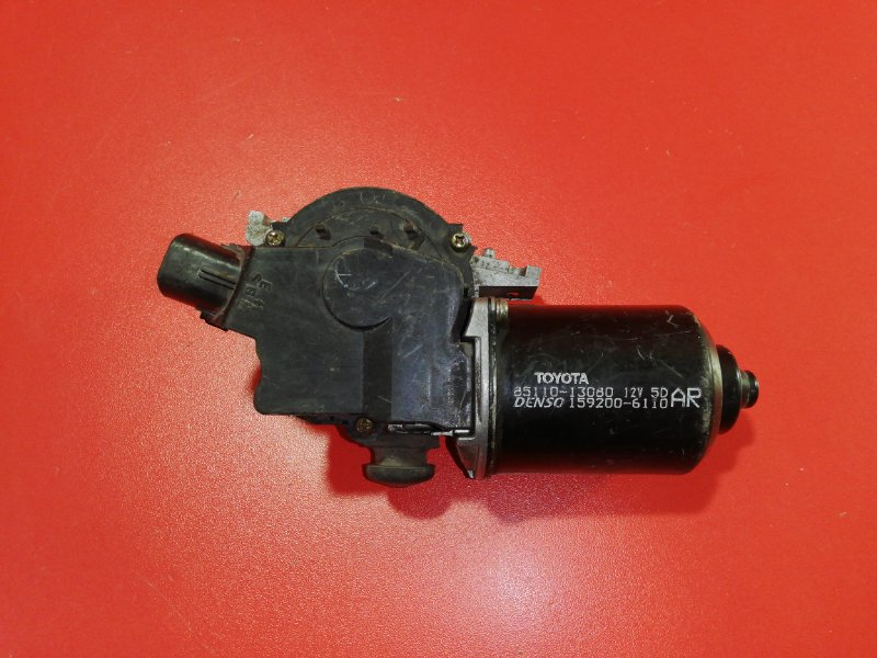 Мотор стеклоочистителя Toyota Corolla Spacio NZE121 1NZ-FE 2001 (б/у)