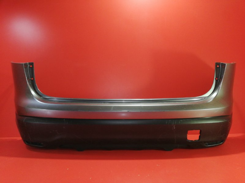 Бампер Nissan Qashqai J11 R9M 2013 задний (б/у)