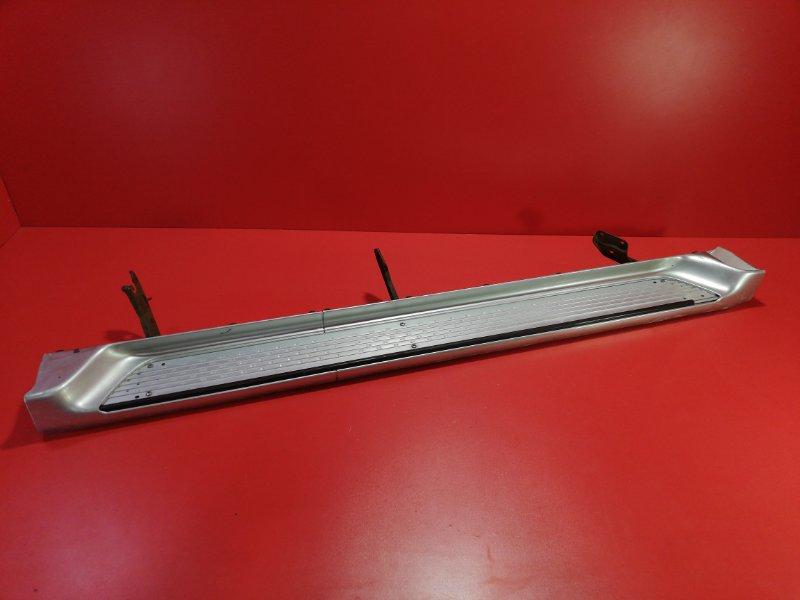 Подножка Toyota Hilux Surf RZN185 3RZ-FE 1995 правая (б/у)