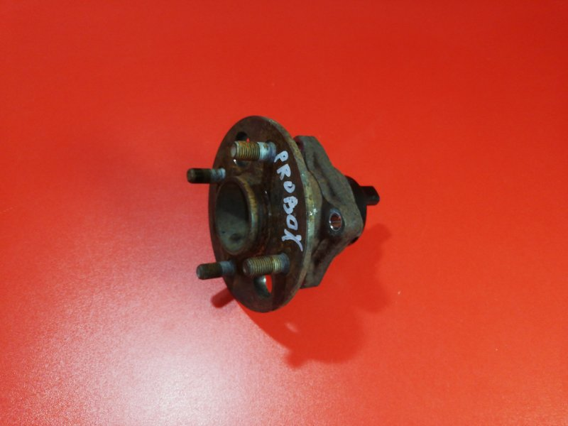 Ступица Toyota Probox NCP51 1NZ-FE 2002 задняя (б/у)
