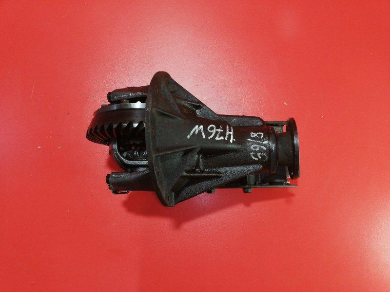 Редуктор Mitsubishi Pajero Io H76W 4G93 1998 задний (б/у)