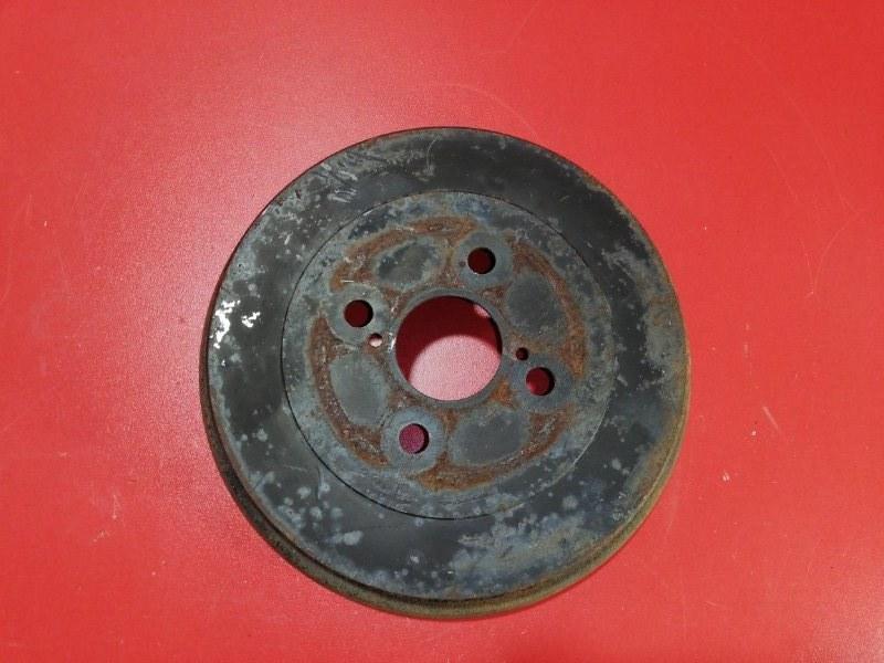 Тормозной барабан Toyota Probox NCP51 1NZ-FE 2002 задний (б/у)