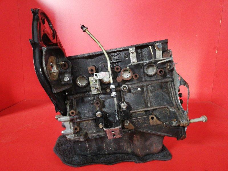 Блок двигателя Mazda Bongo SS28V R2 1990 (б/у)