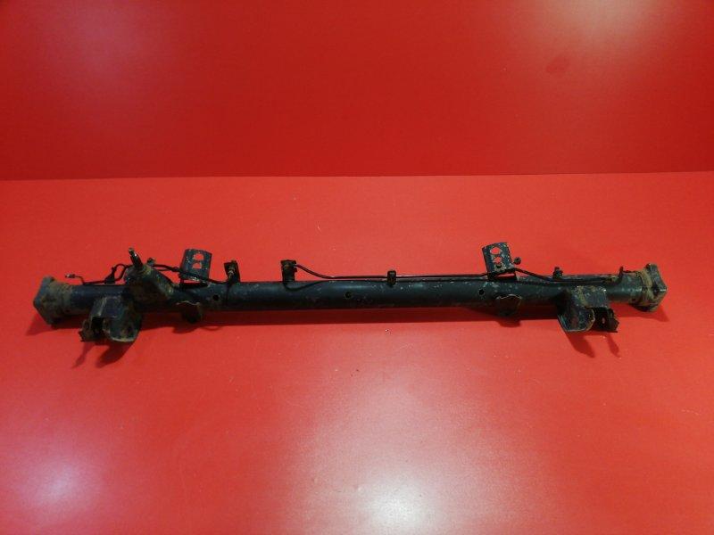 Балка подвески Toyota Probox NCP51 1NZ-FE 2002 задняя (б/у)