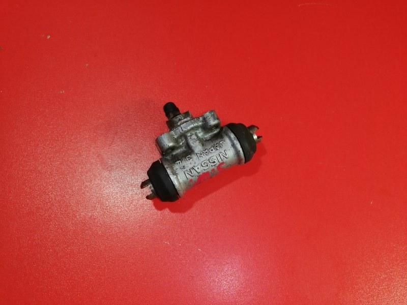 Тормозной цилиндр Nissan Presage VU30 YD25DDT 1999 задний (б/у)