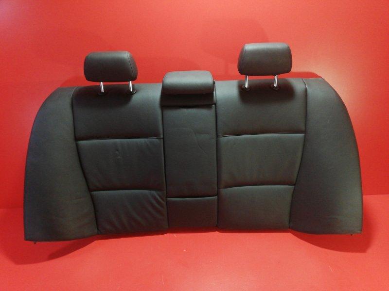 Спинка сиденья Bmw 3 Series E90 N46B20 2004 (б/у)