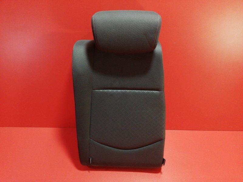 Спинка сиденья Kia Cerato TD G4FC 2008 задняя левая верхняя (б/у)