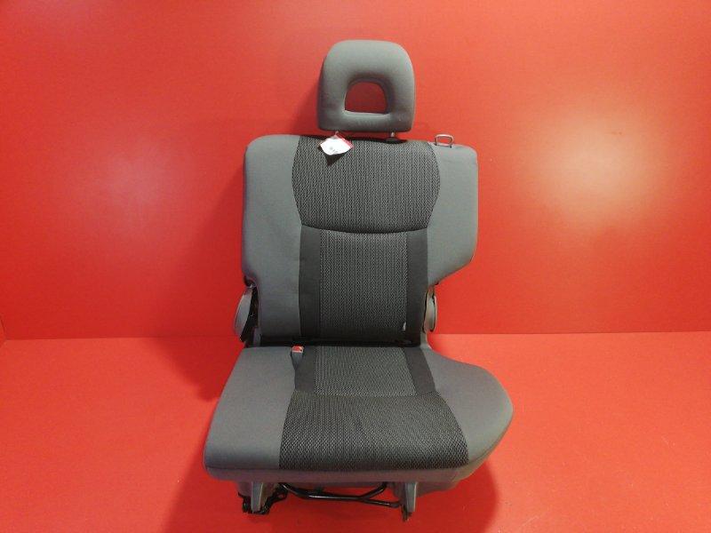 Сиденье Toyota Rav4 ACA26 1AZ-FE 2000 заднее левое (б/у)