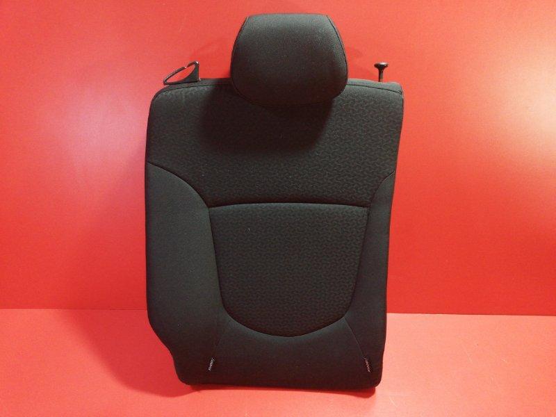 Спинка заднего сиденья Kia Rio QB G4FA 2013 правая (б/у)