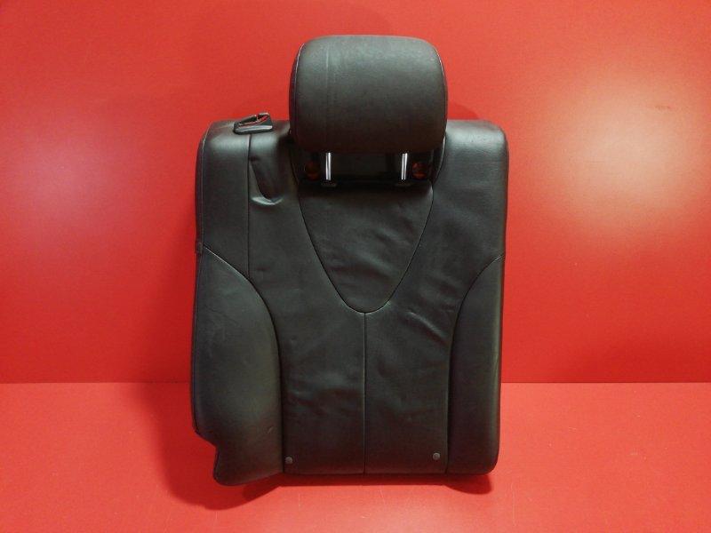 Спинка сиденья Toyota Camry GSV40 2GR-FE 2006 задняя правая (б/у)