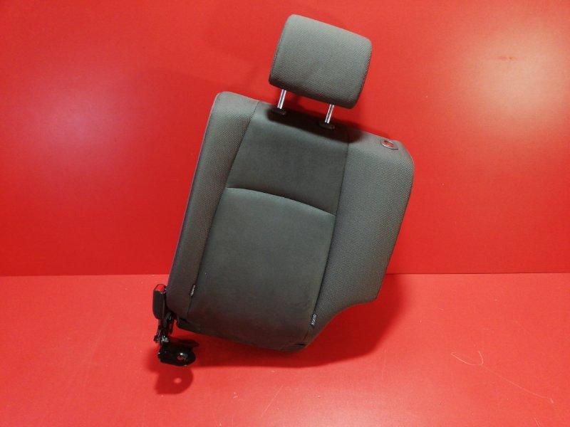 Спинка сиденья Toyota Land Cruiser Prado KDJ150 1KD-FTV 2012 задняя левая (б/у)