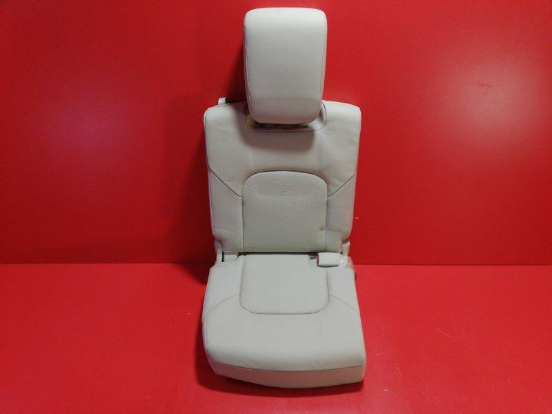 Сиденье Nissan Patrol Y62 VK56VD 2010 заднее правое (б/у)