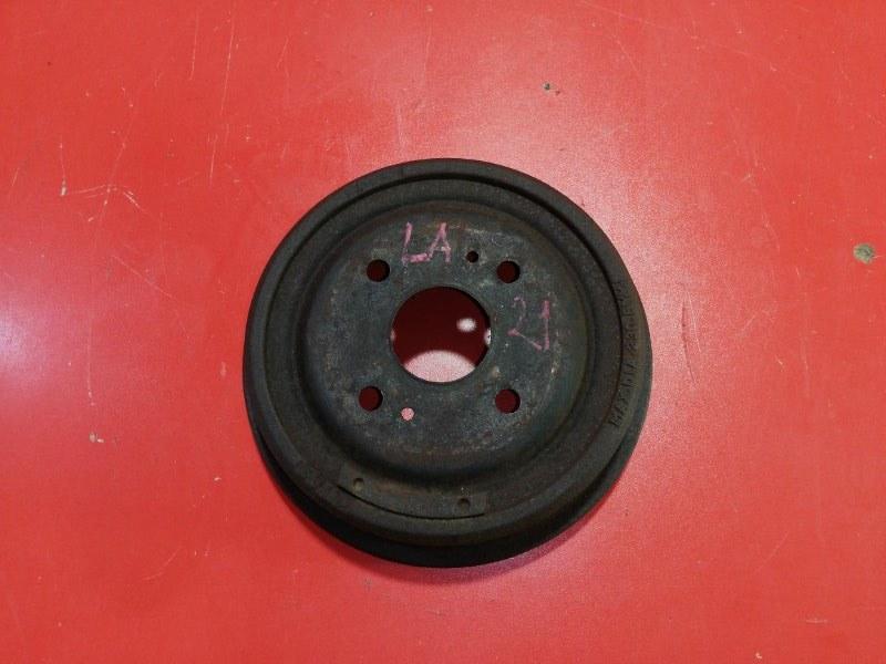 Тормозной барабан Toyota Lite Ace YM21G 2Y-U 1982 задний (б/у)