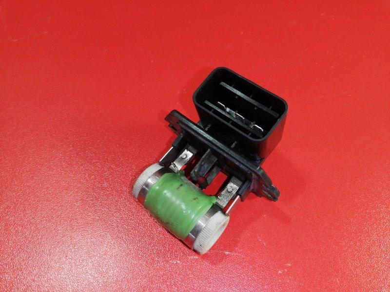 Резистор вентилятора охлаждения Kia Rio QB G4FA 2011 (б/у)