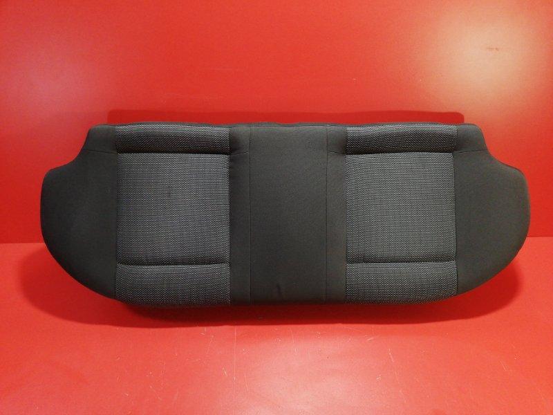 Диван сиденья Chevrolet Aveo T250 F14D3 2007 задний (б/у)
