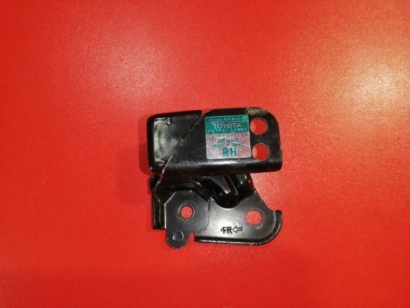Датчик airbag Toyota Rav4 CLA21 1CD-FTV 2000 передний правый (б/у)
