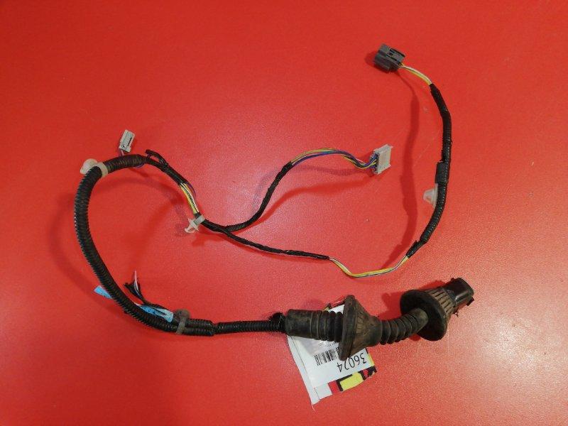 Проводка двери Honda Fit GD1 L13A 2001 задняя правая (б/у)