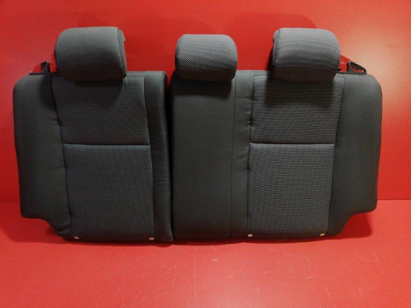 Спинка сиденья Chevrolet Aveo T250 F14D3 2007 задняя верхняя (б/у)