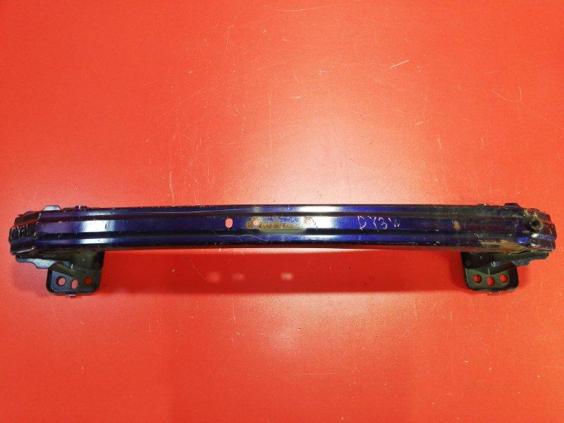 Усилитель бампера Mazda Demio DY3W ZJ-VE 2002 передний (б/у)