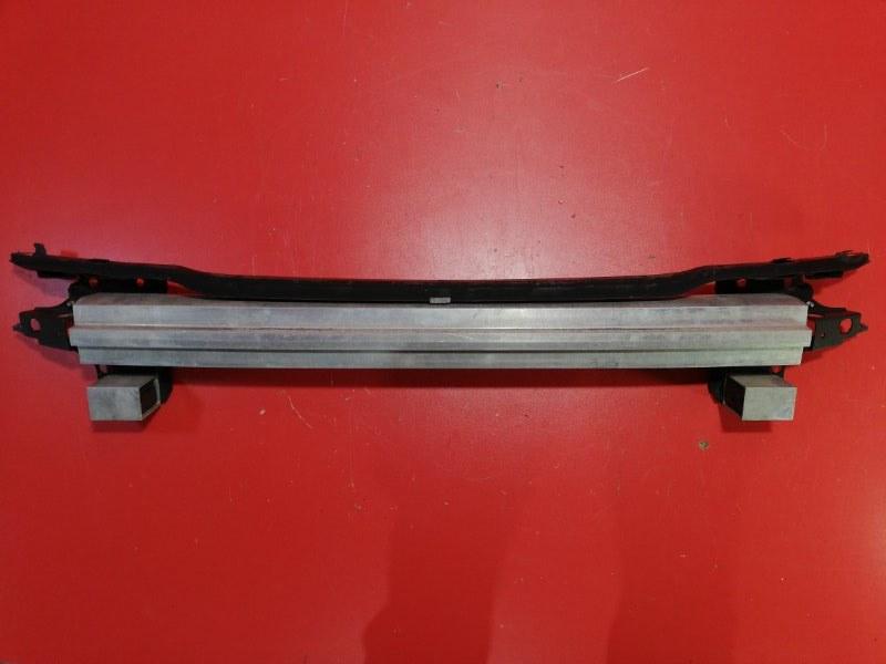 Усилитель бампера Subaru Forester SG5 EJ202 2001 передний (б/у)