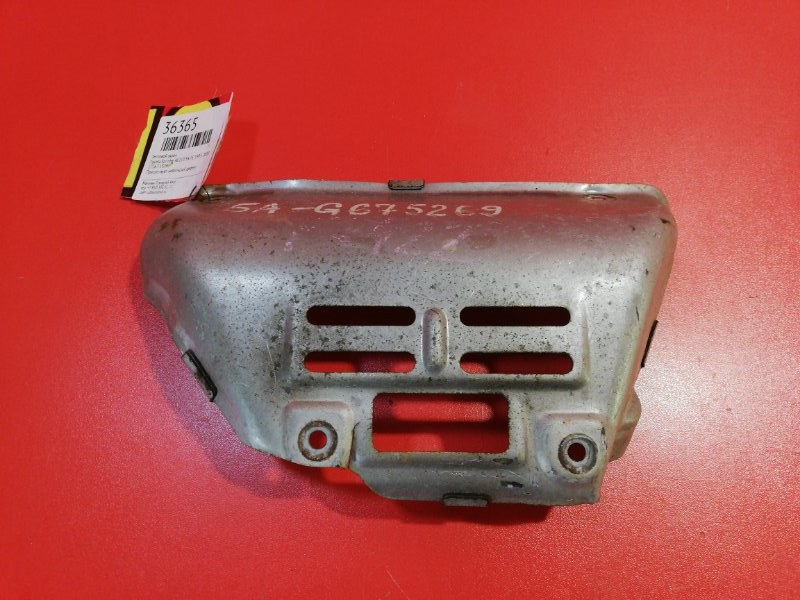 Тепловой экран Toyota Sprinter AE110 5A-FE 1995 (б/у)