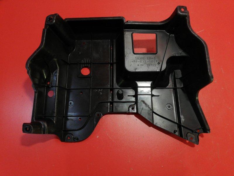 Защита днища Toyota Corolla NDE150 1ND-TV 2006 задняя правая (б/у)