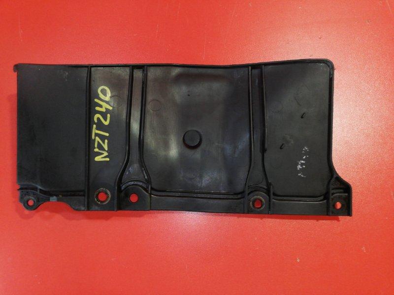 Защита двигателя Toyota Caldina AZT241W 1AZ-FSE 2002 передняя правая (б/у)