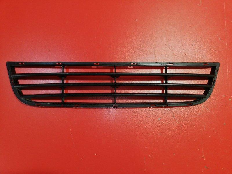 Решетка в бампер Daewoo Matiz (M150) KLYA F8CV 2007 передняя нижняя (б/у)