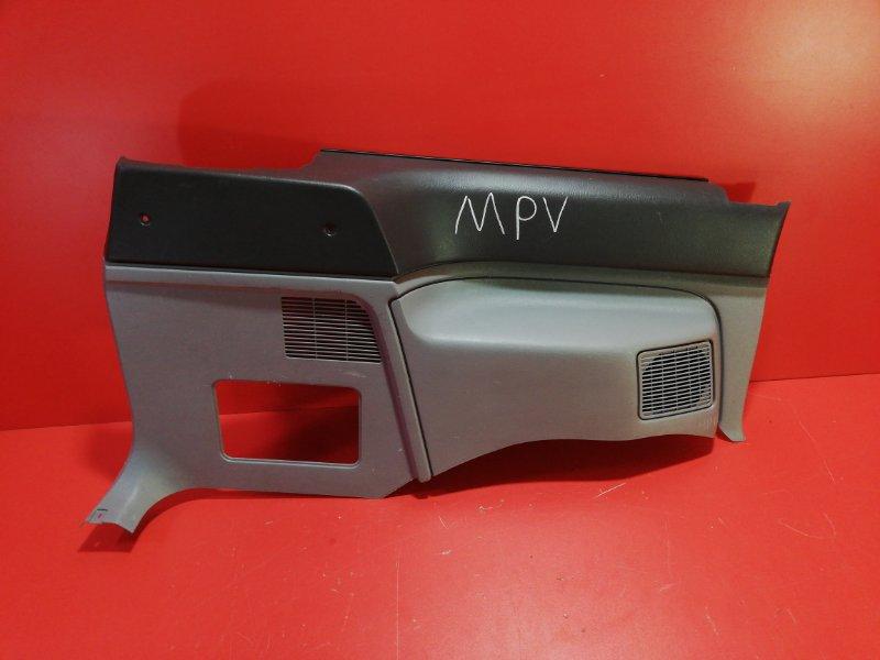 Обшивка багажника Mazda Mpv LVLR WLT 1990 задняя левая (б/у)