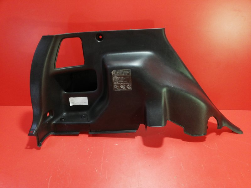 Обшивка багажника Toyota Corolla Spacio NZE121 1NZ-FE 2001 левая (б/у)