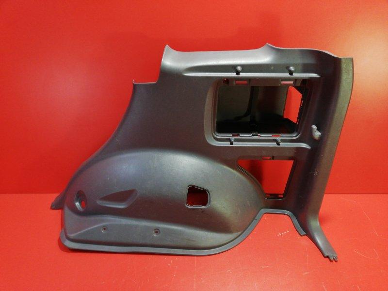 Обшивка багажника Toyota Rav4 ACA21L 1AZ-FE 2000 задняя правая (б/у)