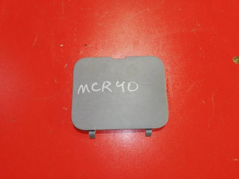Крышка багажного отделения Toyota Estima MCR40 1MZ-FE 1999 правая (б/у)