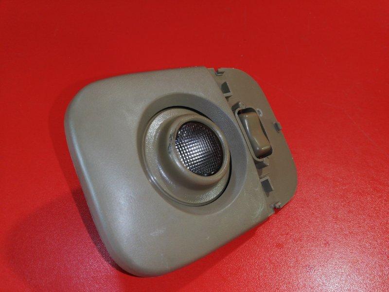 Плафон освещения багажника Nissan Presage VU30 YD25DDT 1999 задний (б/у)