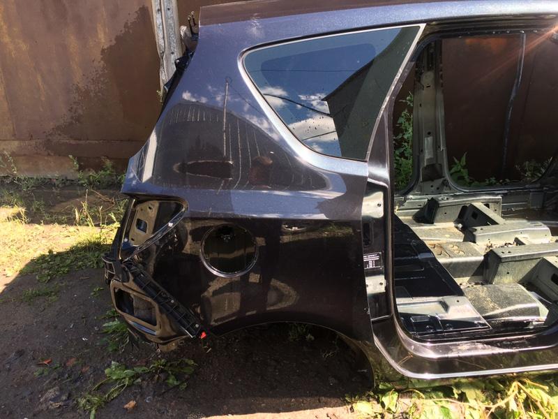 Крыло Opel Meriva S10 A14NET 2012 заднее правое (б/у)