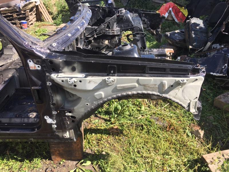 Лонжерон Land Rover Range Rover L322 508PS 2012 правый (б/у)