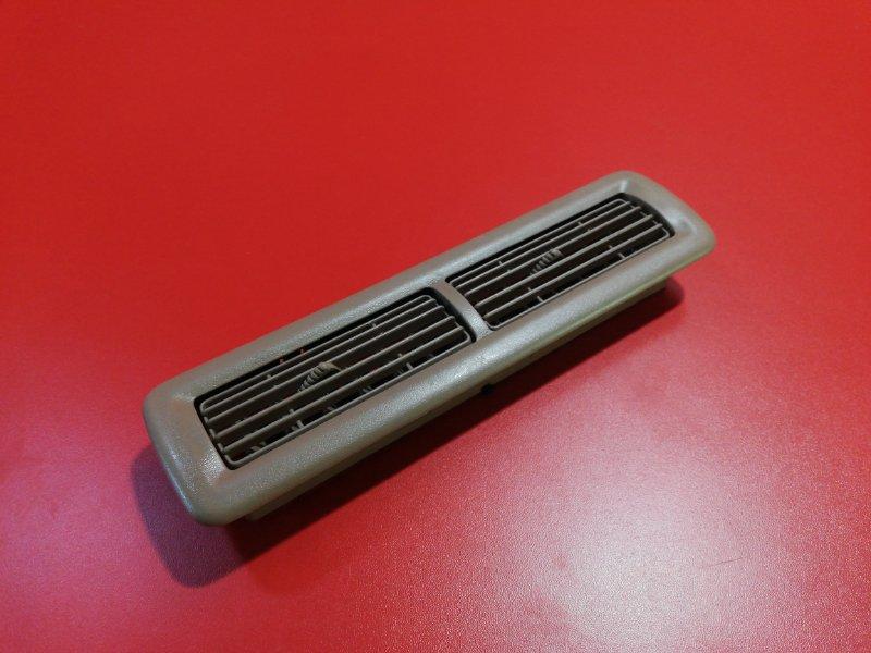 Воздуховод Nissan Presage VU30 YD25DDT 1999 задний (б/у)