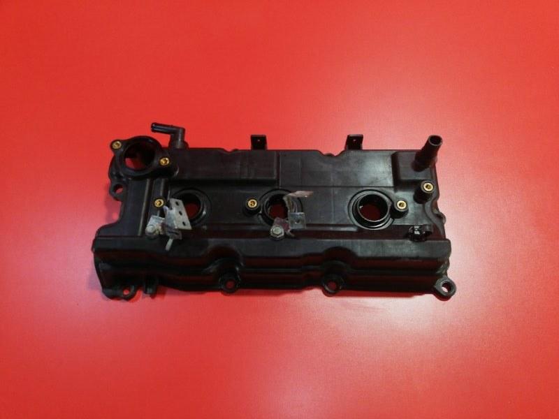 Крышка клапанов Nissan Elgrand E51 VQ35DE 2002 левая (б/у)