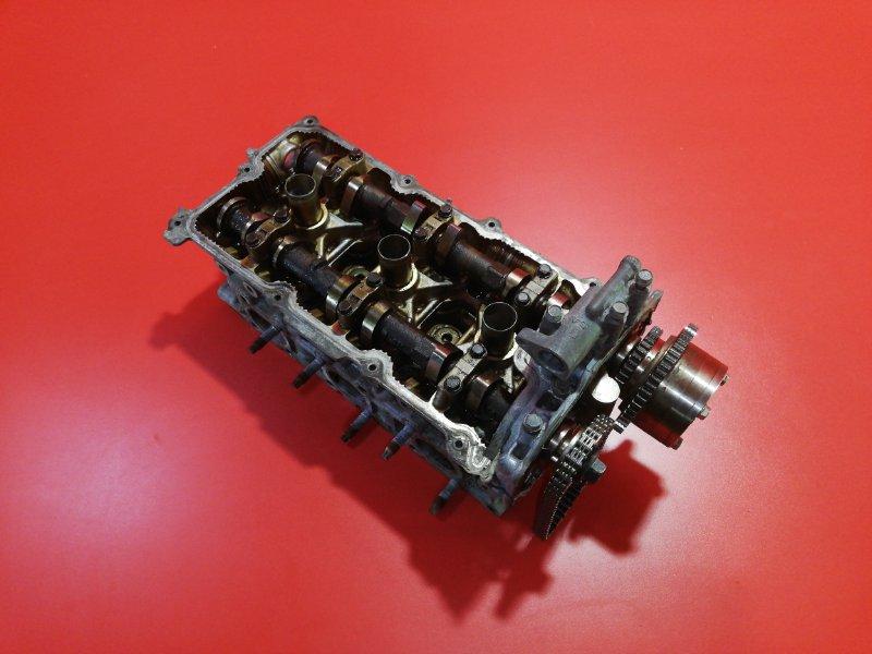 Головка блока цилиндров Nissan Elgrand E51 VQ35DE 2002 правая (б/у)