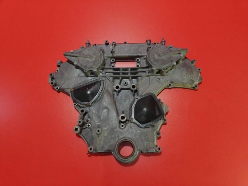 Лобовина двигателя Nissan Elgrand E51 VQ35DE 2002 (б/у)