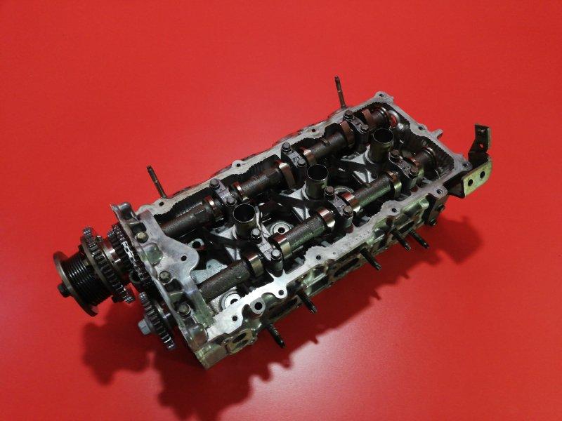 Головка блока цилиндров Nissan Skyline V35 VQ25DD 2001 левая (б/у)