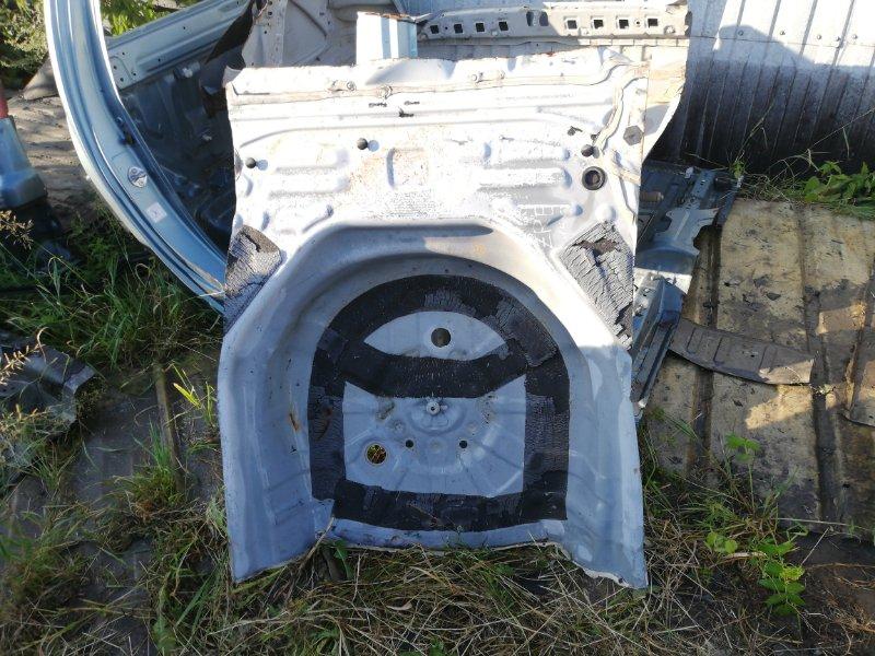 Ванна багажника Toyota Corolla ZRE151 1ZR-FE 2006 (б/у)