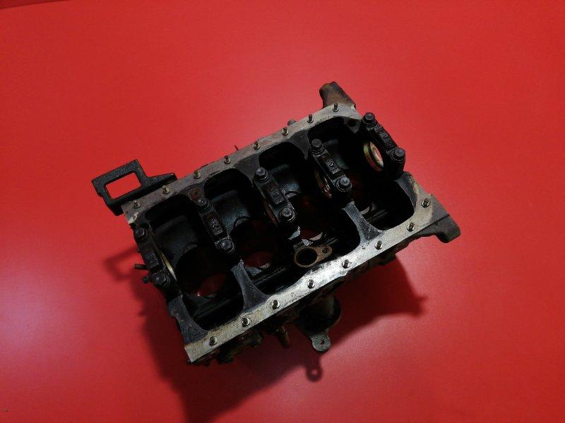 Блок двигателя Toyota Lite Ace KM70 7K-E 1999 (б/у)