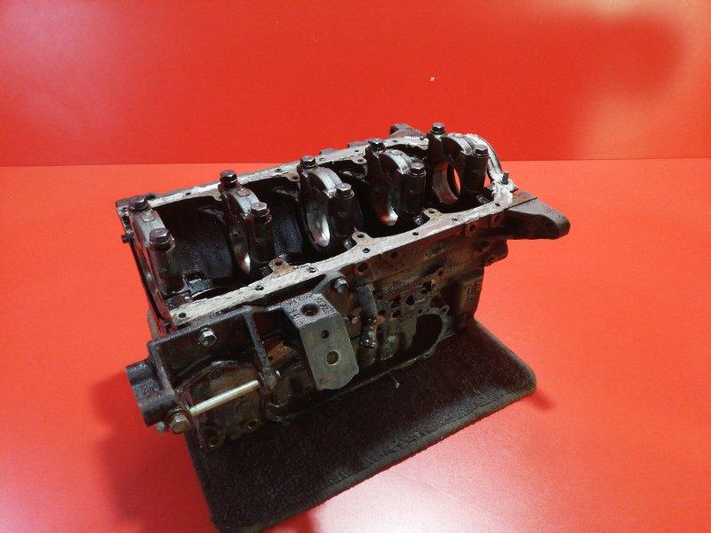 Блок двигателя Toyota Cresta LX80 2L-T 1988 (б/у)