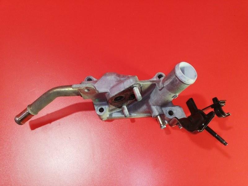 Фланец системы охлаждения Honda Elysion RR1 K24A 2004 (б/у)