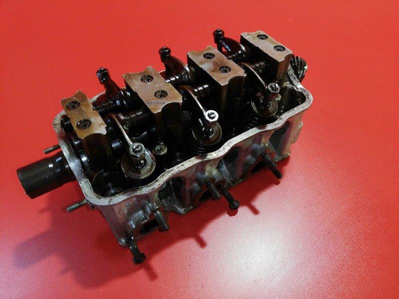 Головка блока цилиндров Suzuki Jimny JA71 F5A 1984 (б/у)